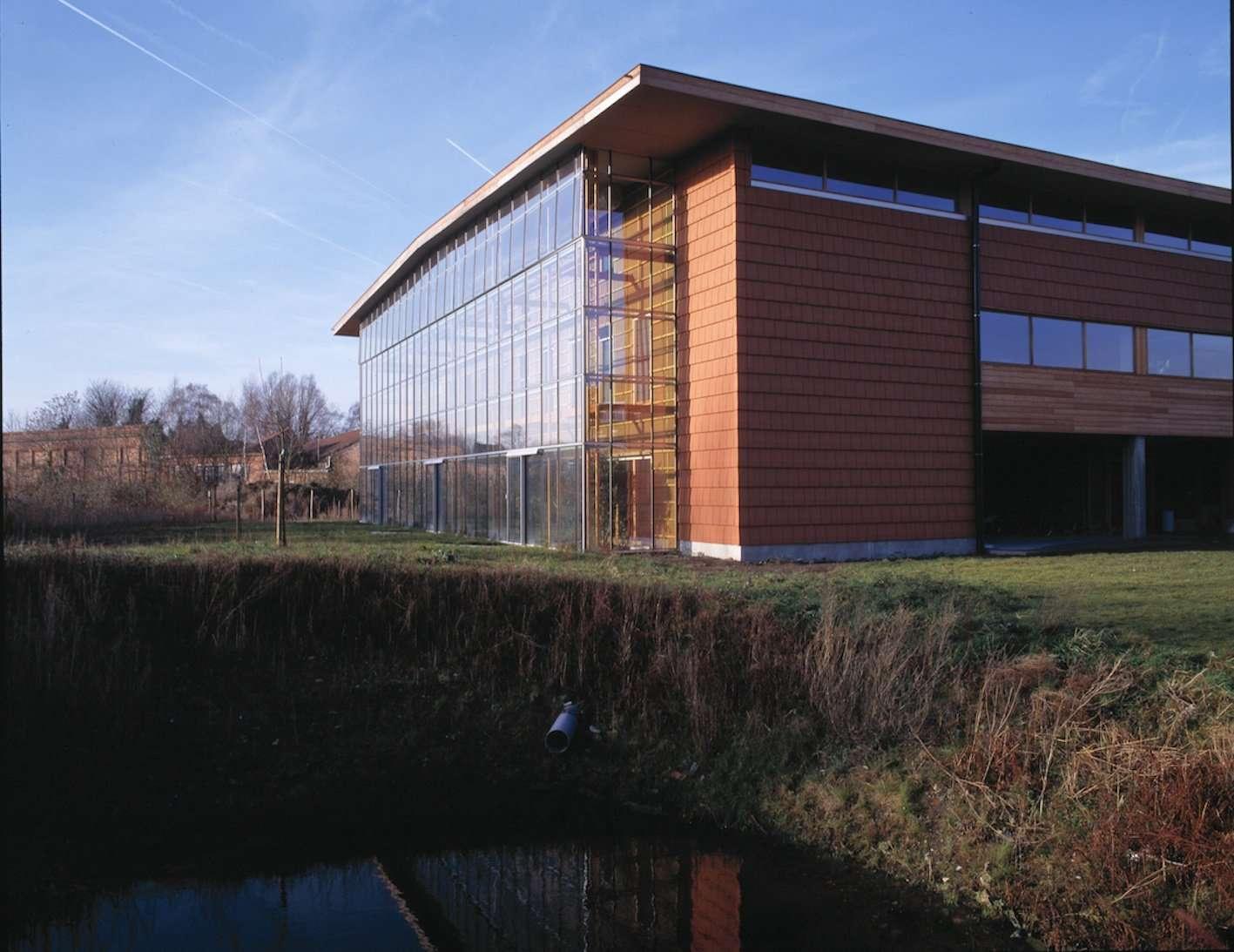 oxfam sint-amandsberg <span>1999, gent, kantoren</span>
