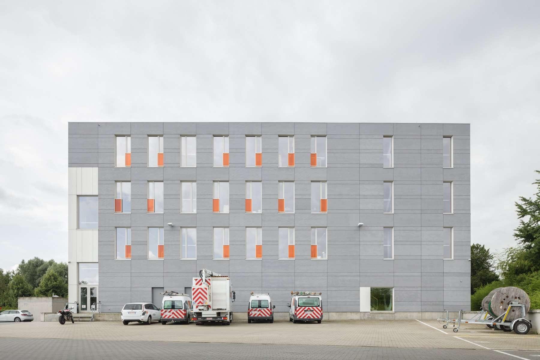 infrax dilbeek <span>2011, dilbeek, kantoren</span>