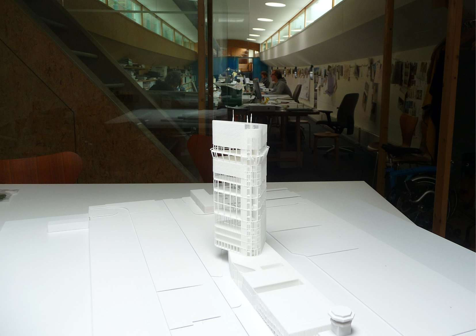 antwerp control center antwerpen <span>2010, antwerpen, zandvliet, wedstrijd, kantoren</span>