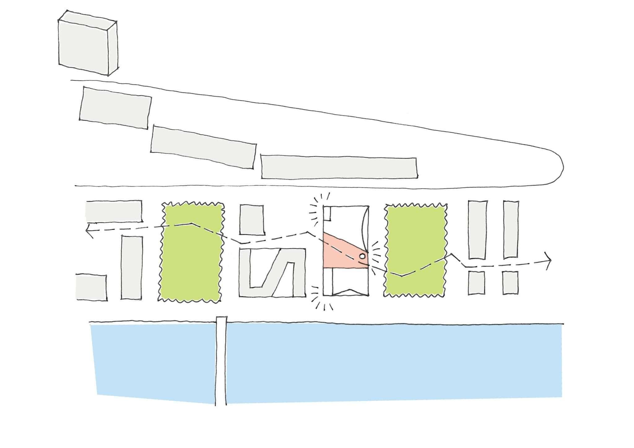 stadsgebouw oude dokken gent <span>2015, gent, school, wedstrijd</span>