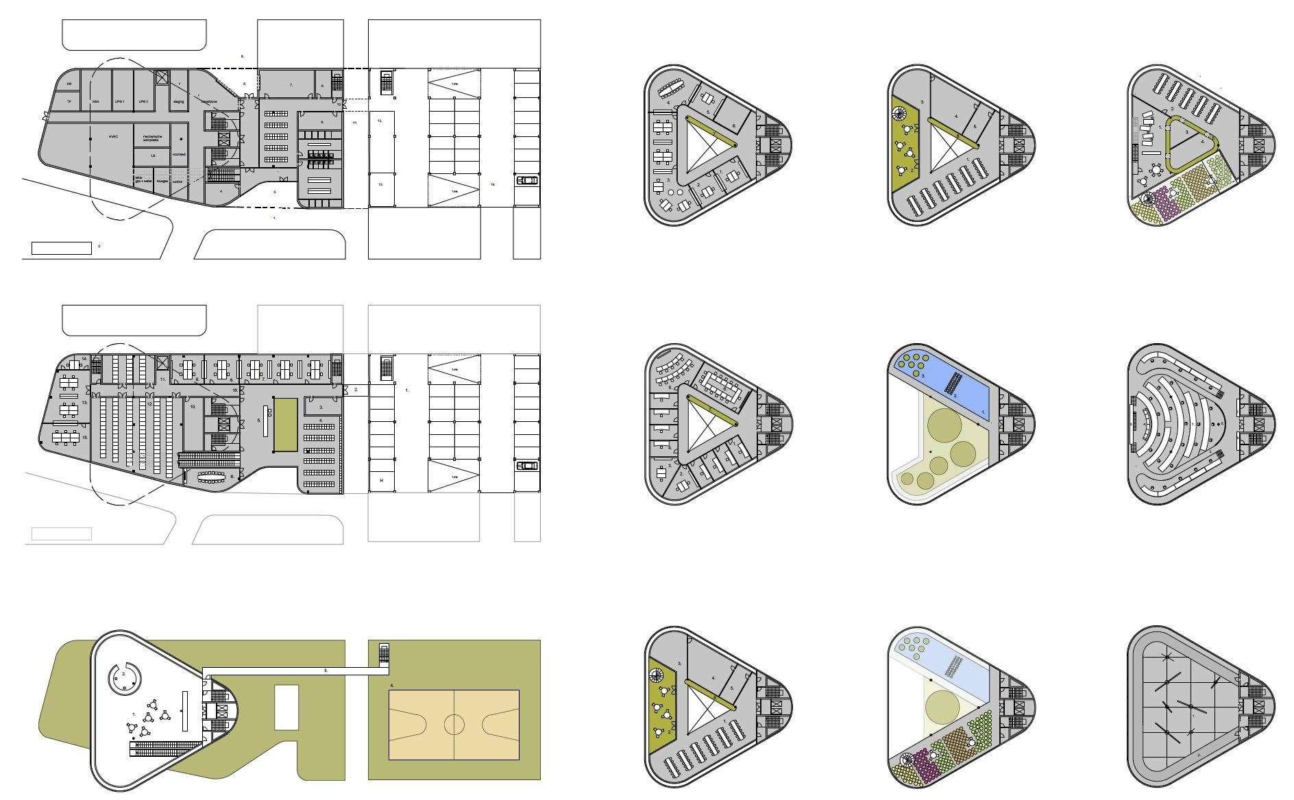 antwerp control center <span>2010, antwerpen, zandvliet, wedstrijd, kantoren</span>
