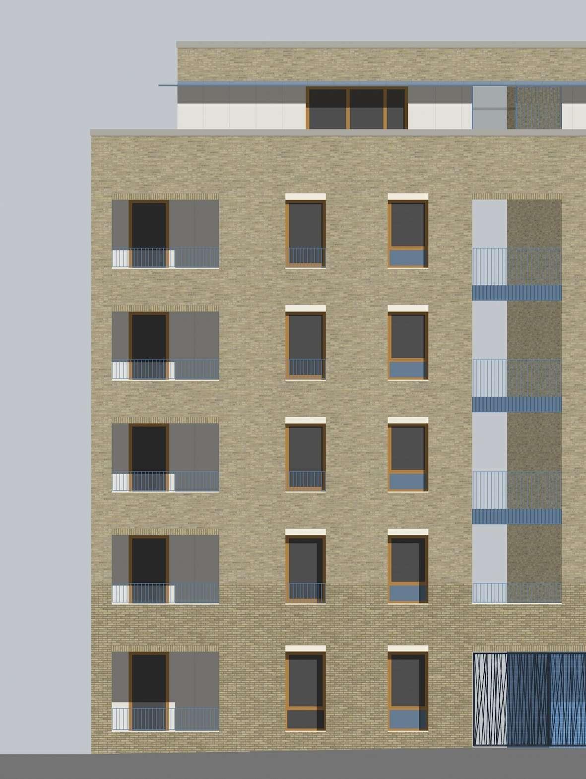 tondelier lot 2.1 <span>2013, gent, appartementen</span>