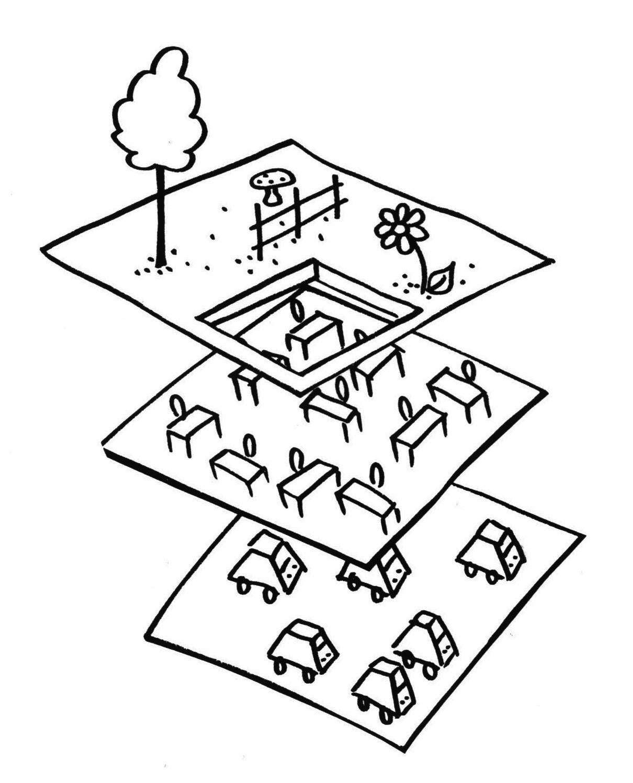 vlaamse landmaatschappij gent <span>2001, gent, wedstrijd, kantoren</span>